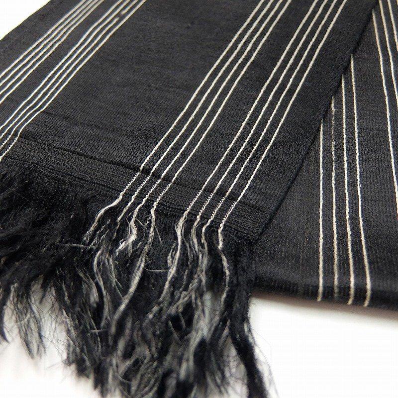 Black & White Rayon Stole