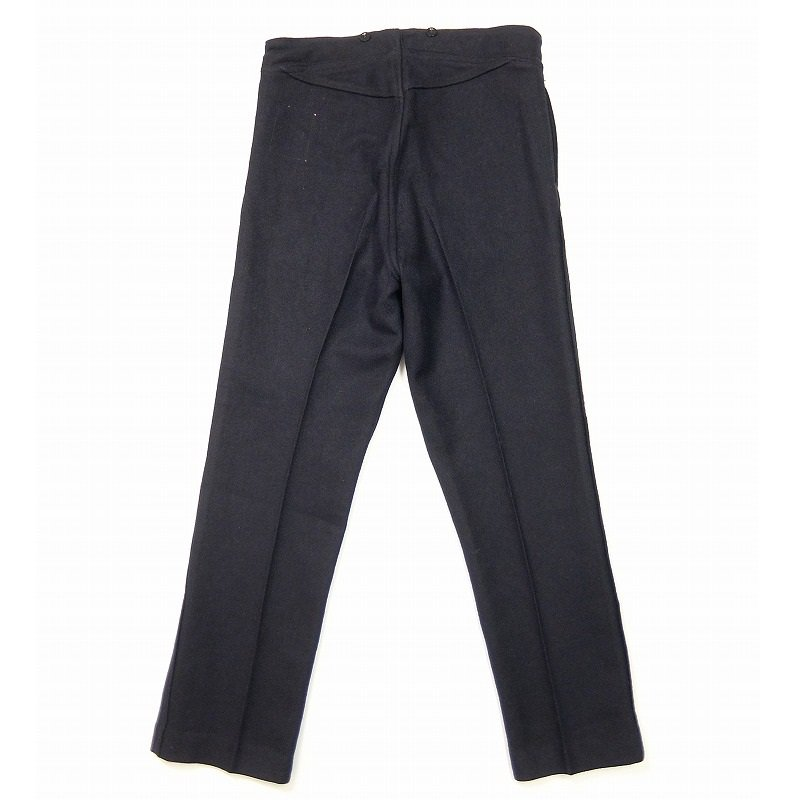 ROYAL NAVY SERGE TROUSERS