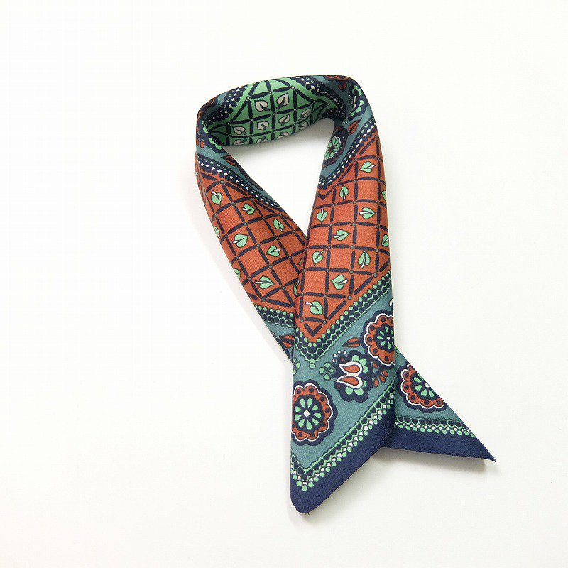 Botanical Scarf(MADE IN ITALY)