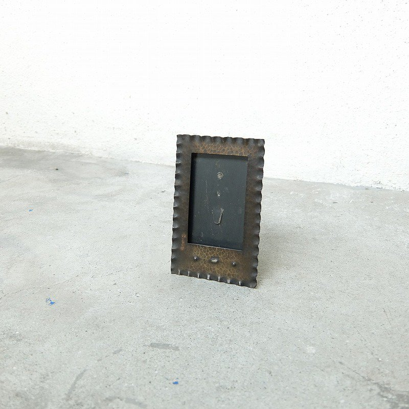 Antique Photo Frame Stand