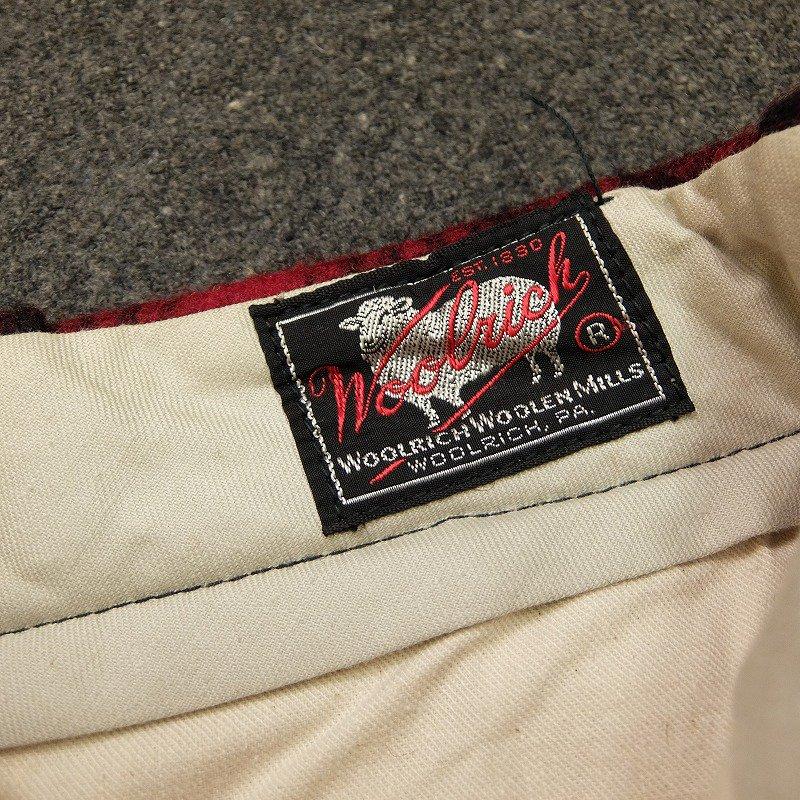 WOOLRICH Wool Hunting Pants