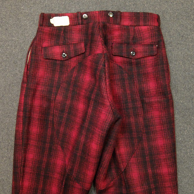 WOOLRICH Wool Hunting Pants