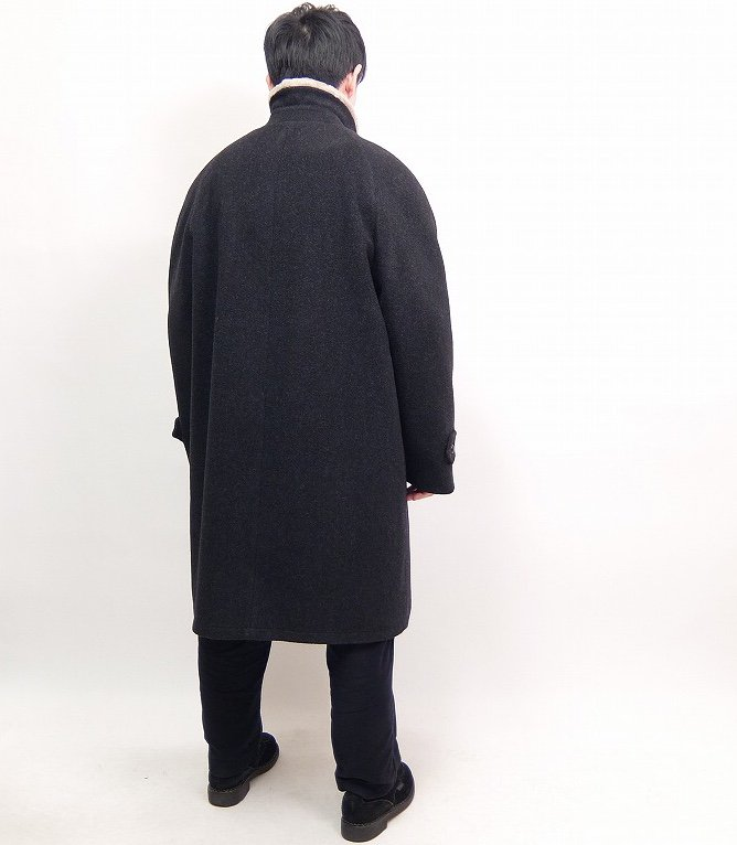 ZERO KING Wool Over Coat