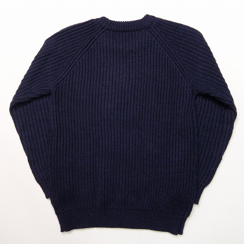 WOOL OVERS SWEATER