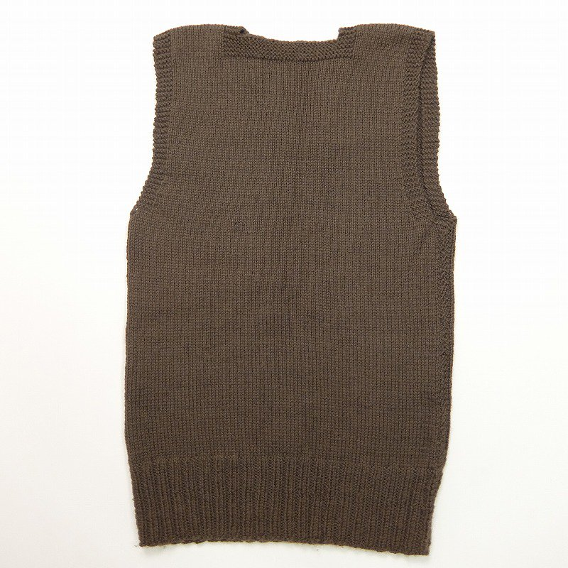 American Red Cross Knit Vest
