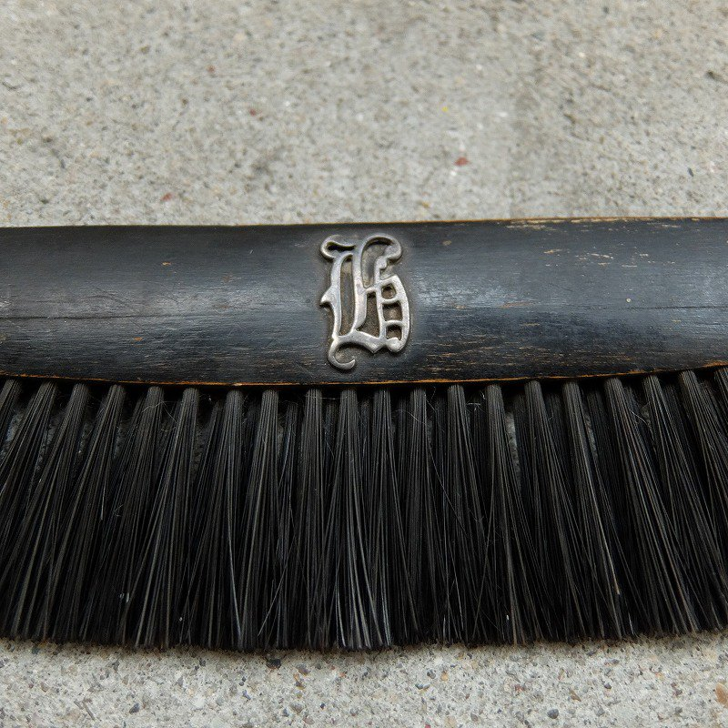 Antique Clothes Brushes