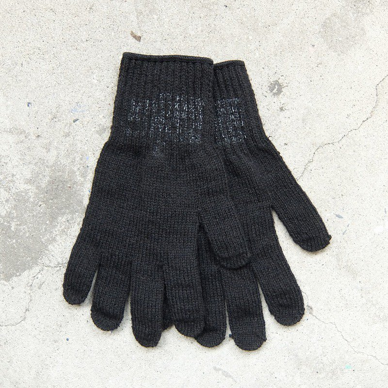 U.S.MILITARY Knit Gloves
