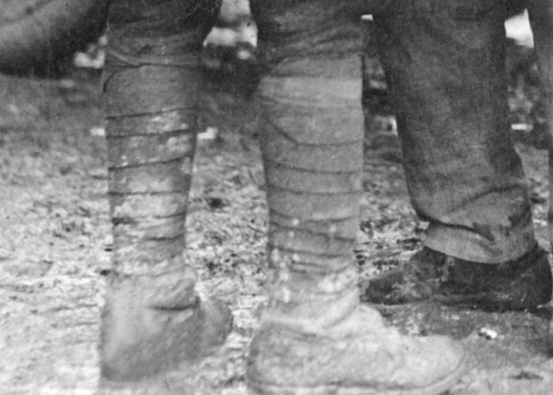 WW1 U.S.ARMY OFFICERS Putties Gaiters