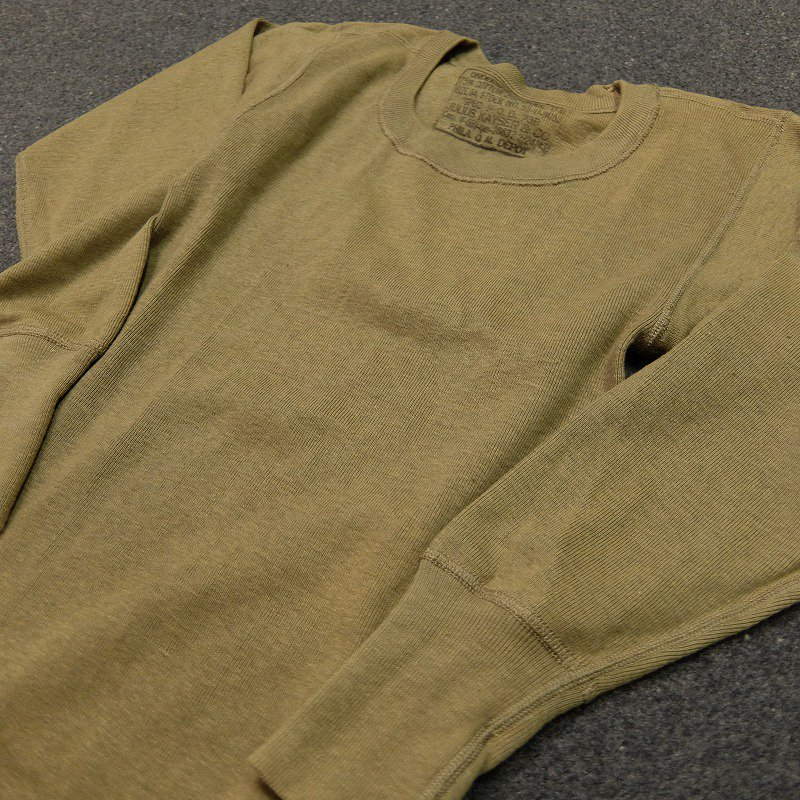 U.S.ARMY WINTER UNDER SHIRTS