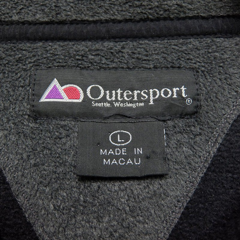 Outersport Fleece Pullover