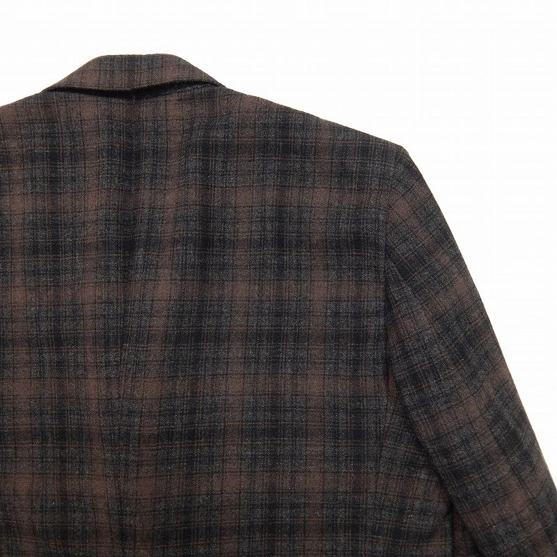 CURLEE CLOTHES Wool Jacket