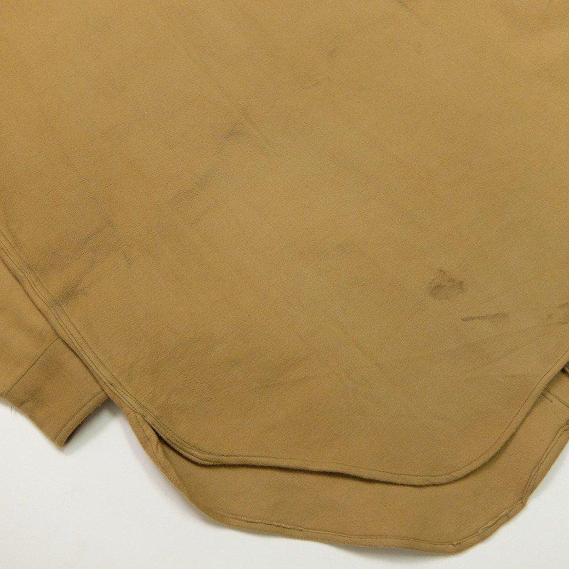Selecte Moleskin Work Shirt