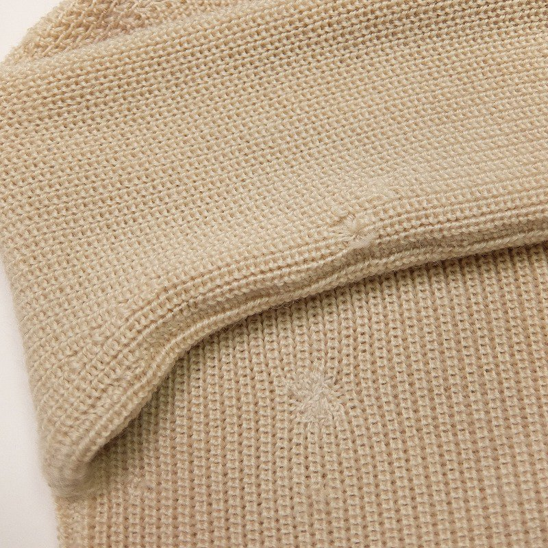 Two Tone Turtle Neck Sweater