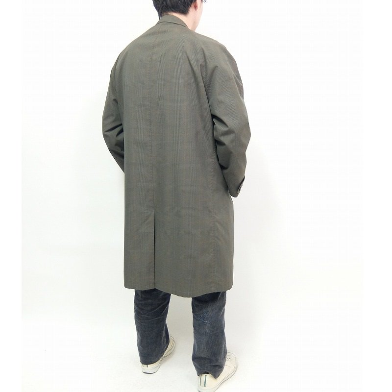 John-Peter Soutien Collar Coat