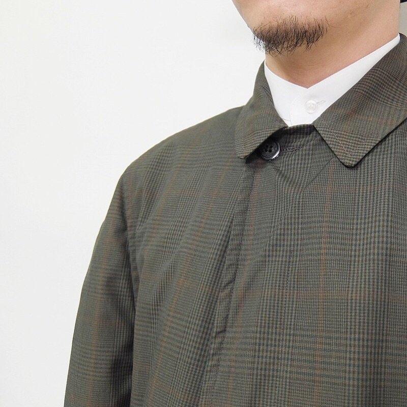 John-Peter Soutien Collar Coat