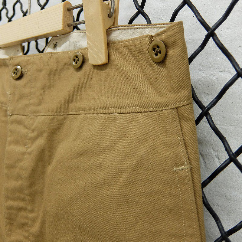 FRENCH Chino Work Trousers