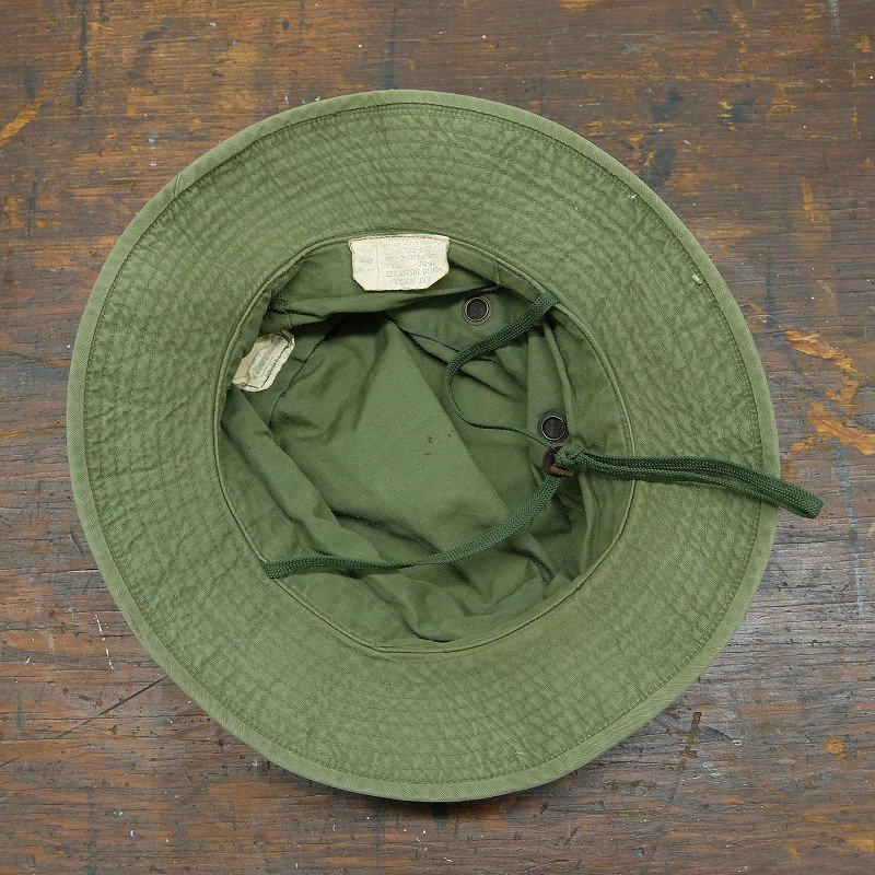 U.S.ARMY OG-107 TYPE 1 JUNGLE HAT