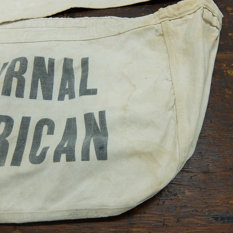 JOURNAL AMERICAN Newspaper Bag