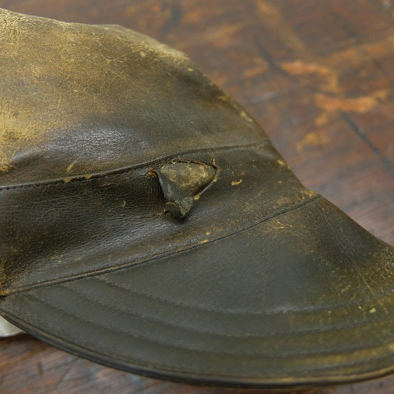 L.L.BEAN Leather Hunting Cap
