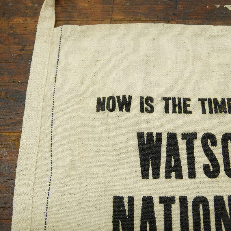 WATSONTOWN NATIONAL BANK BAG