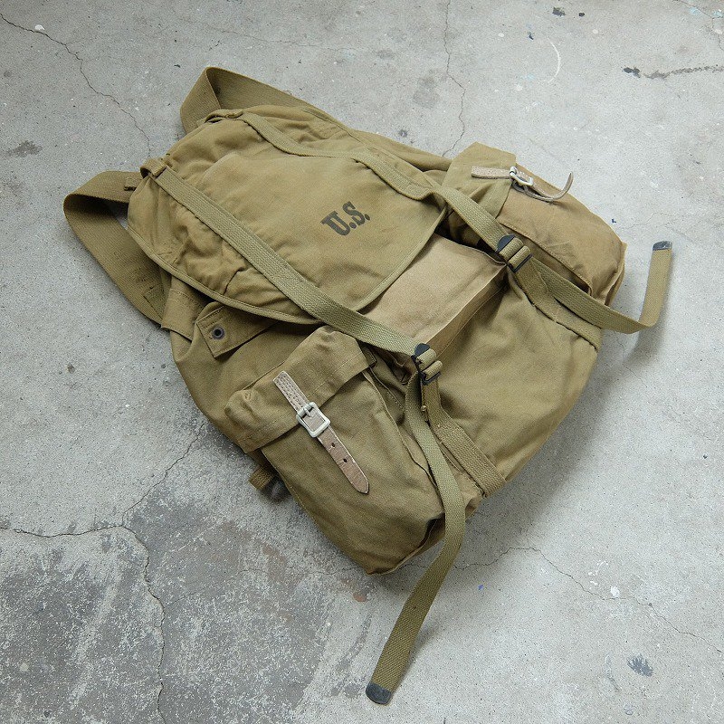 WW2 U.S.ARMY Mountain Backpack