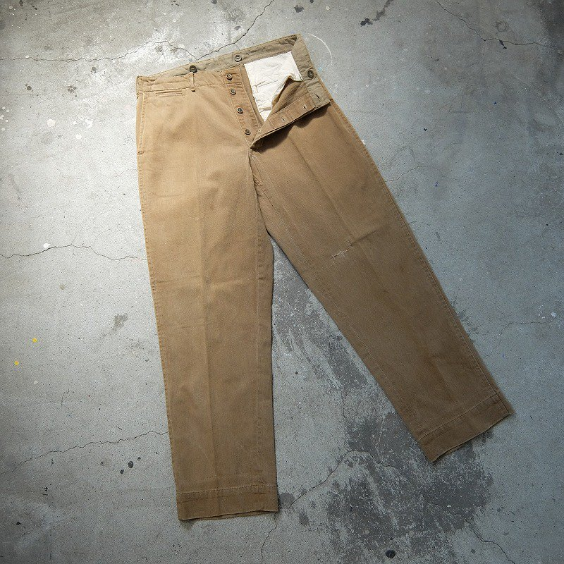 Cotton Work Pants