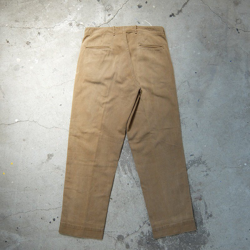 Cotton Work Pants