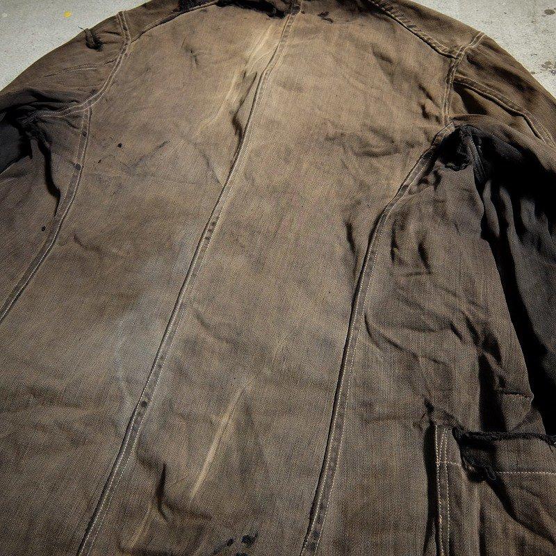 Cotton Sack Coat