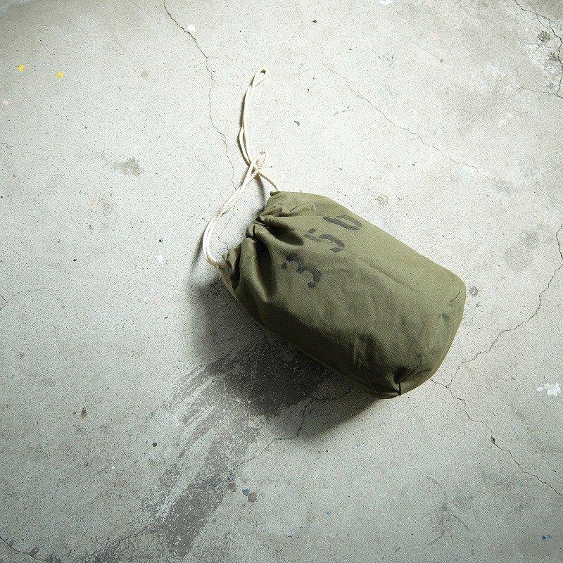 U.S.MILITARY CANVAS BAG