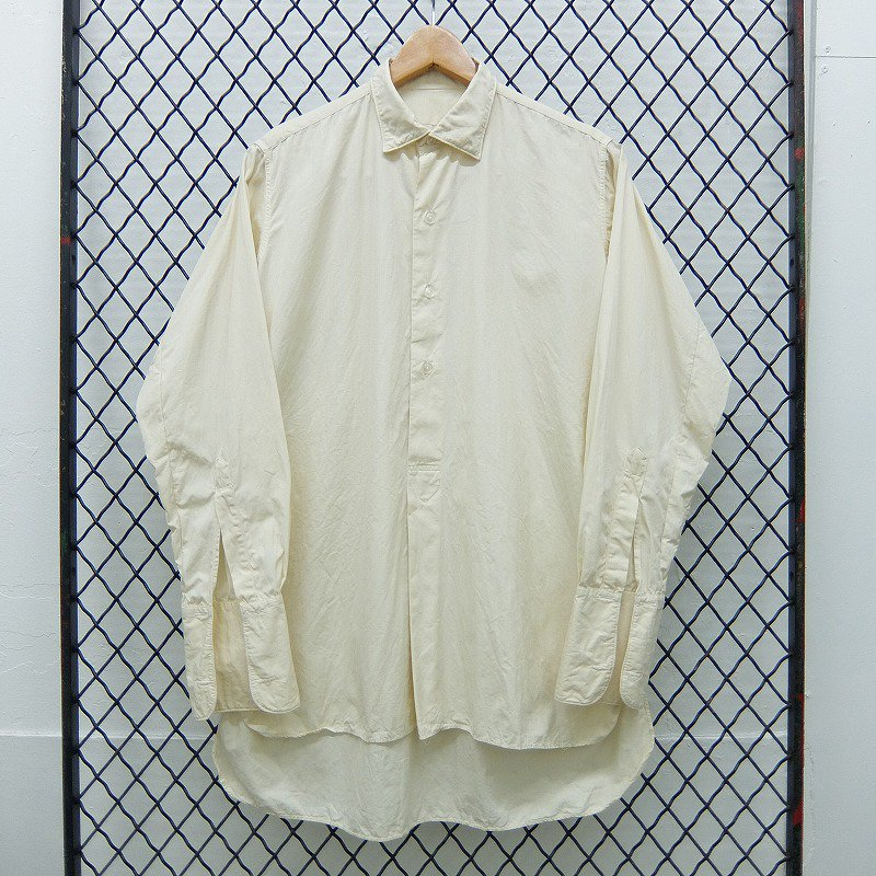 Pullover Cotton Shirt