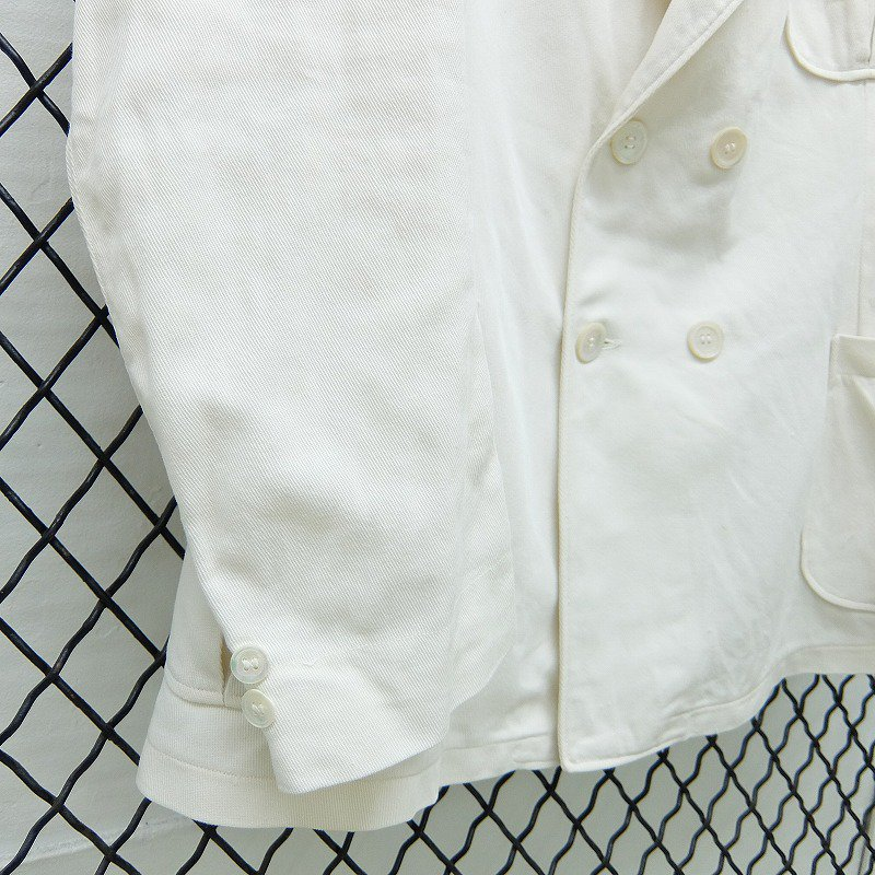 TROPICOOL SUIT Double Breasted Jacket
