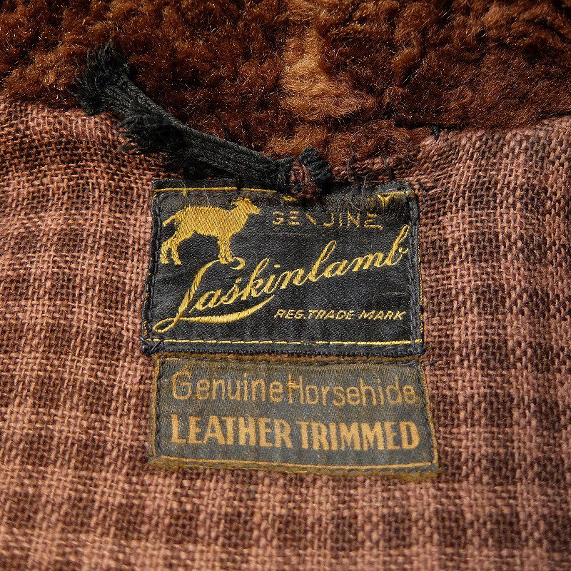 Laskinlamb Grizzly Jacket