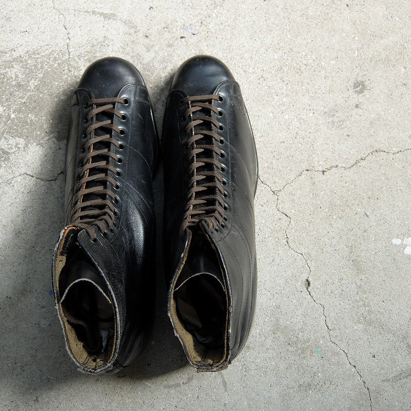 A.G. SPALDING & BROS. Leather Boots