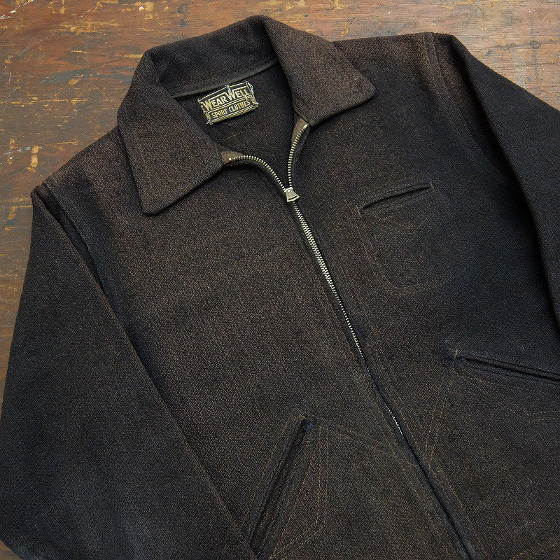 WEARWELL Wool Sports Jacket