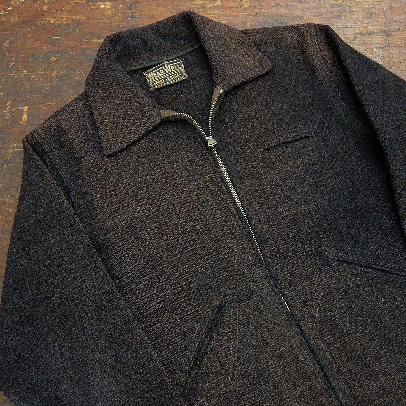 WEARWELL Wool Sports Jacket