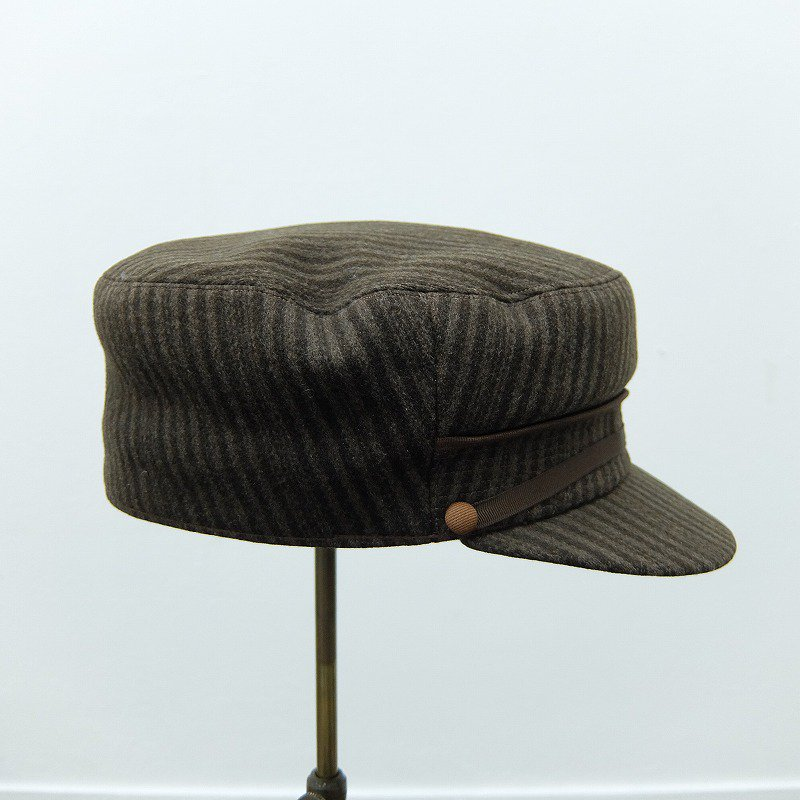 Antique Wool Cap