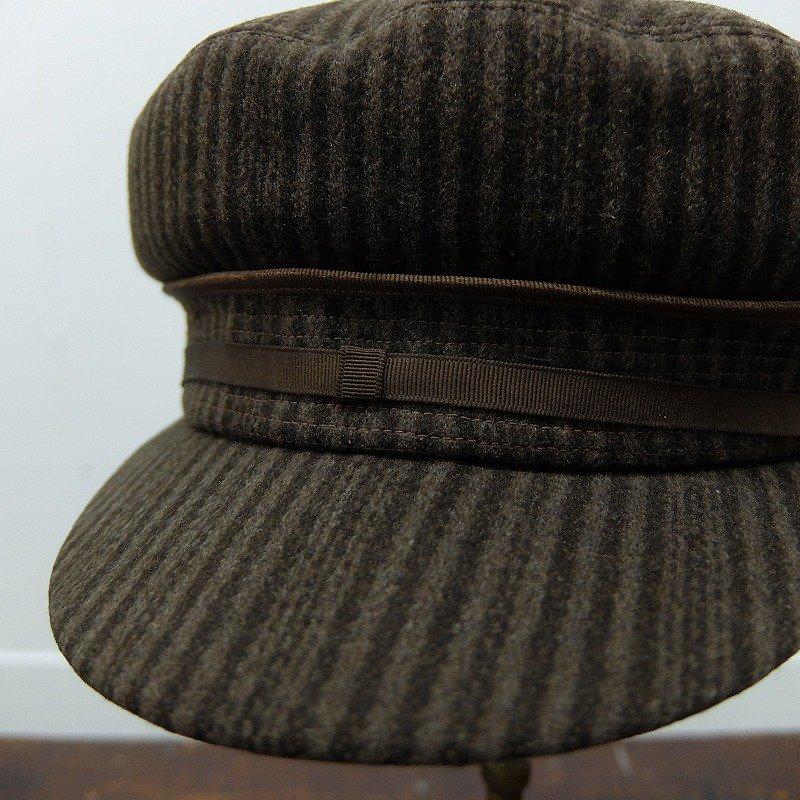Antique Wool Cap