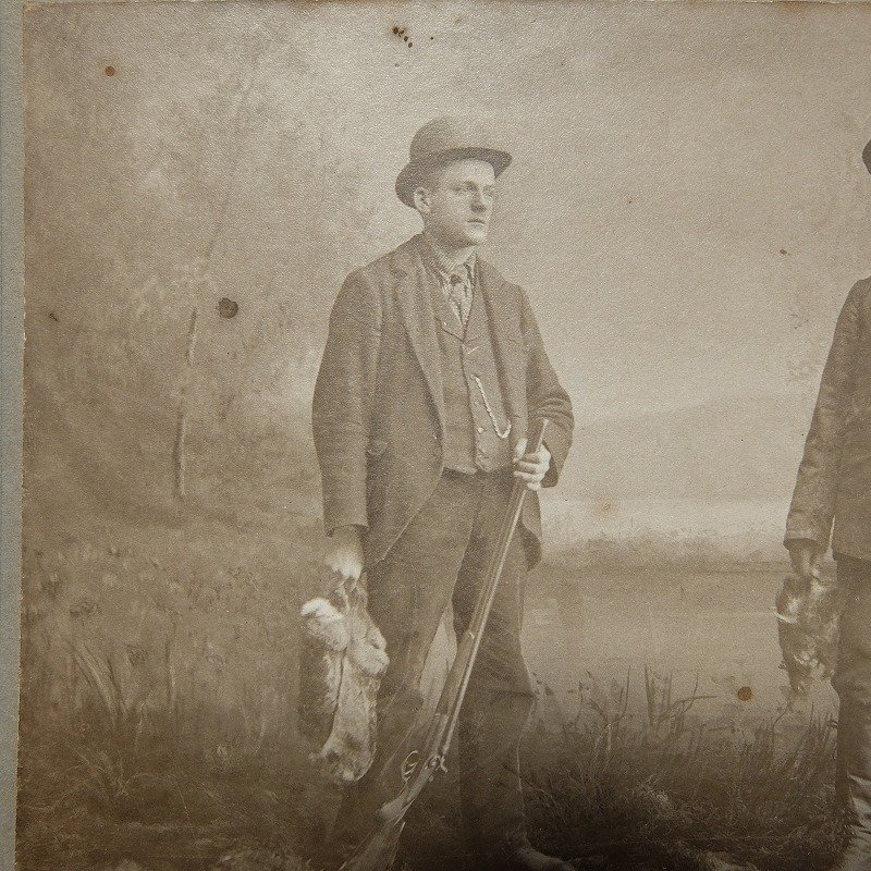 Antique Hunter Photo