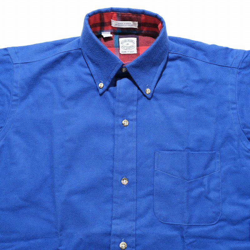 BROOKS BROTHERS Flannel Shirt