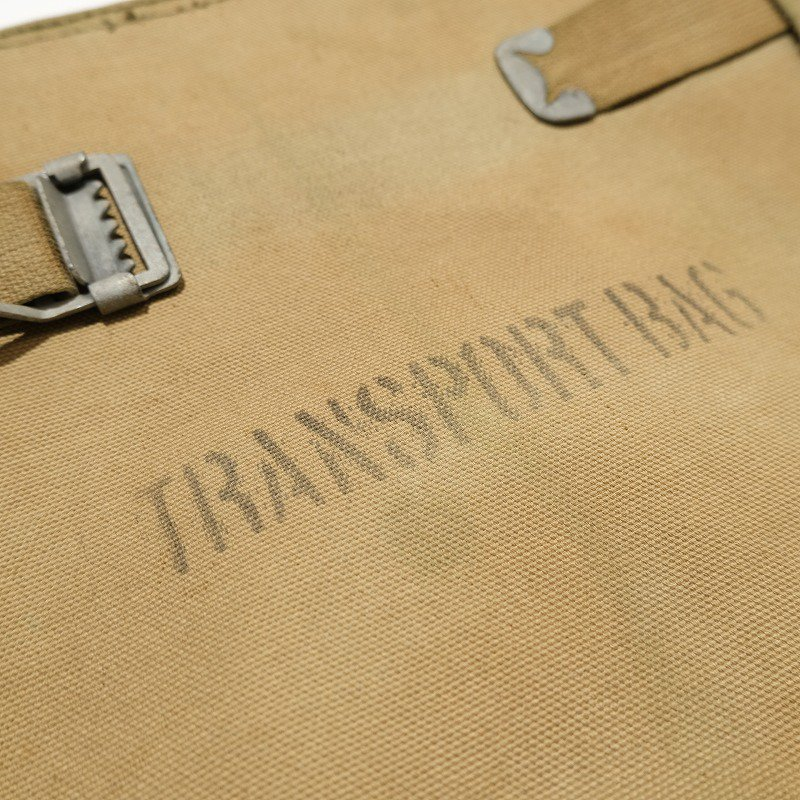 WW2 U.S.ARMY TRANSPORT BAG