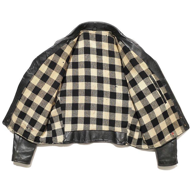 Steerhide Double Riders Jacket
