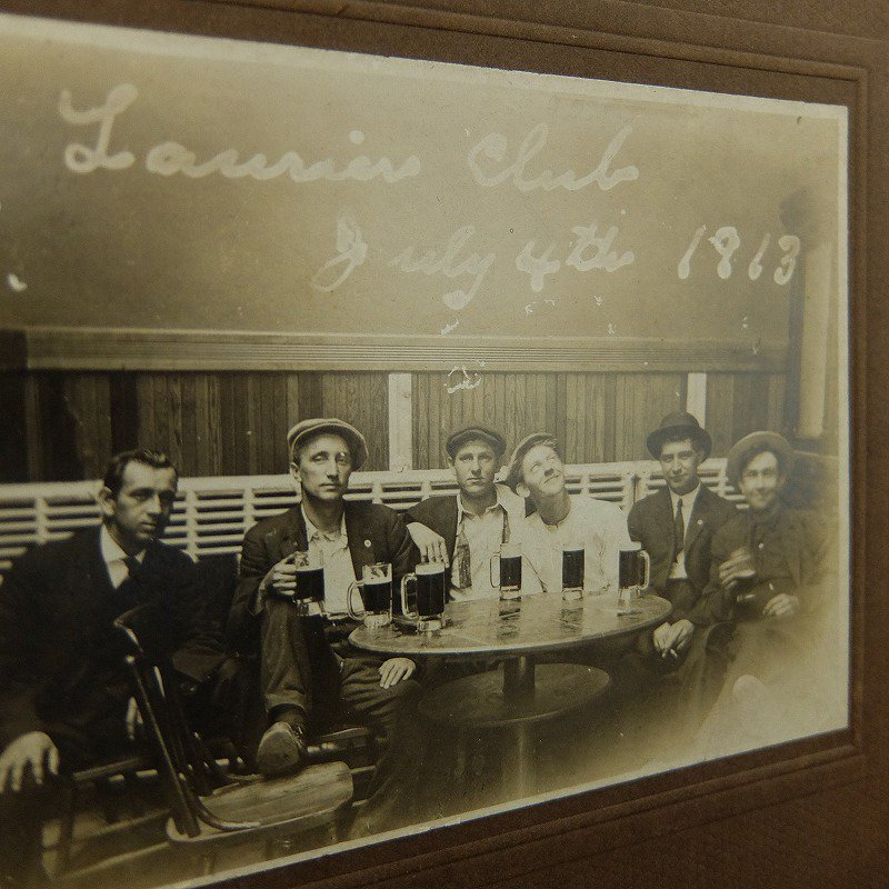 1913 Bar Photo