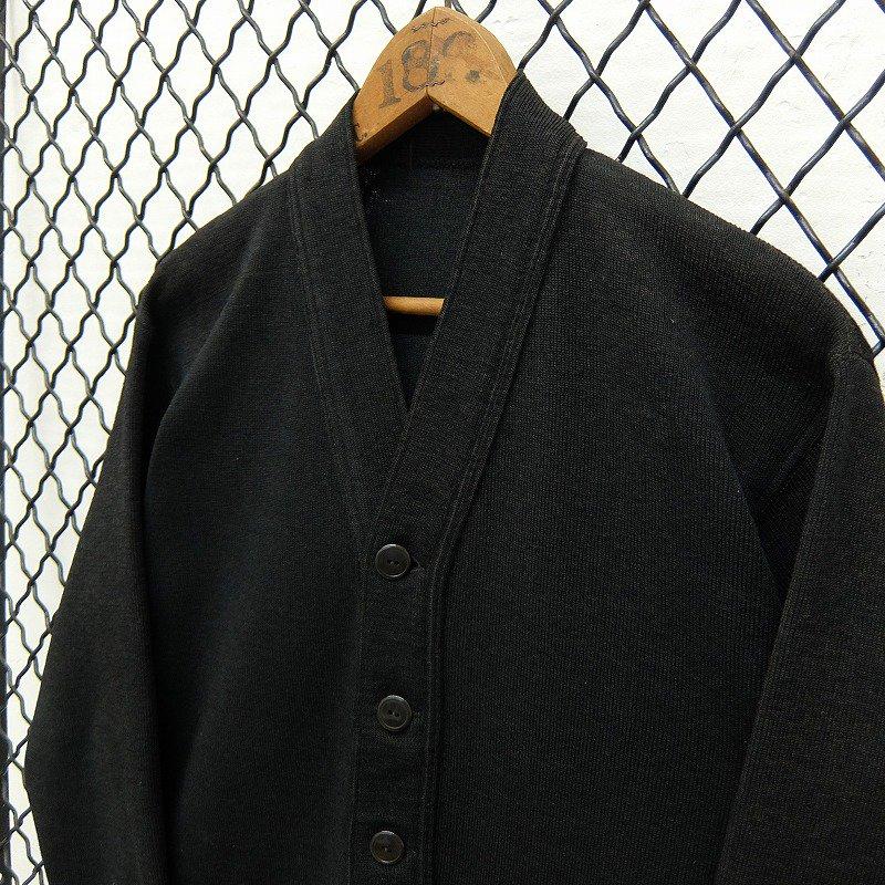 High Gauge Knit Cardigan