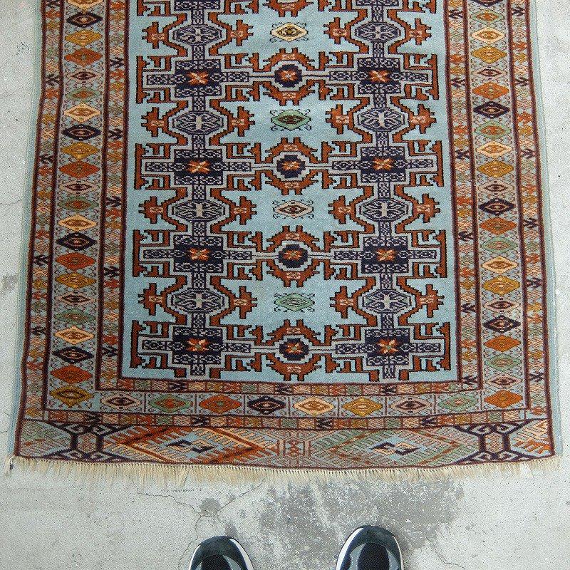 Vintage Turkaman Rug