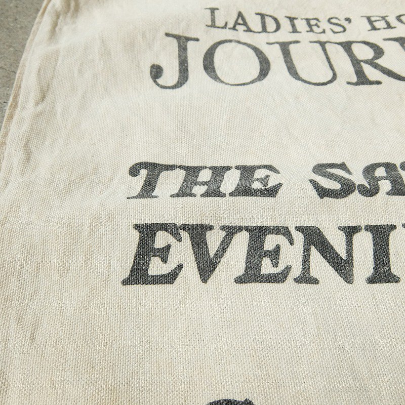 THE SATURDAY EVENING POST Newspaper Bag