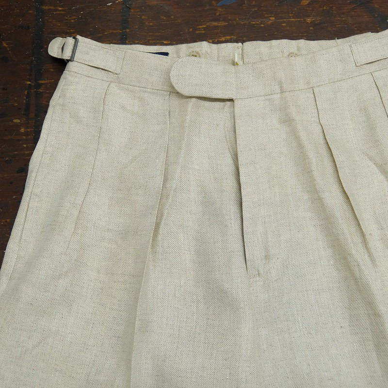 OLD POLO by Ralph Lauren LINEN SHORTS