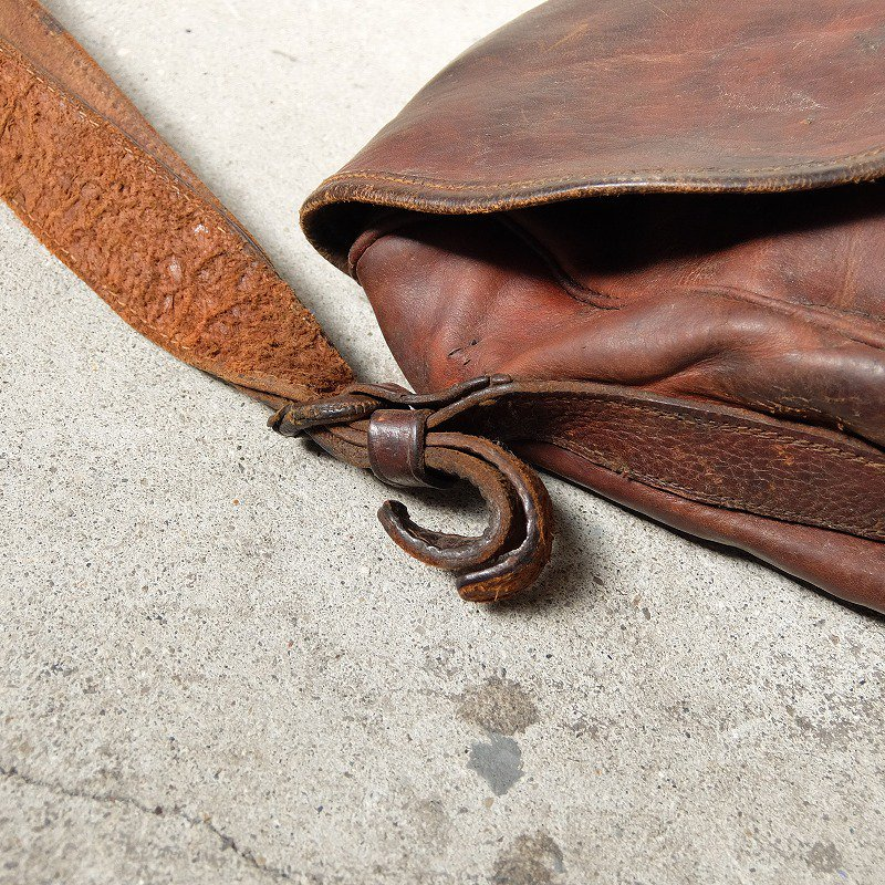 Vintage Leather Shoulder Bag