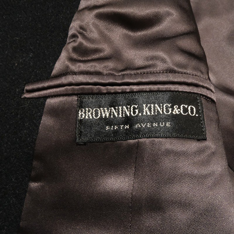 BROWNING. KING&CO. Chesterfield Coat