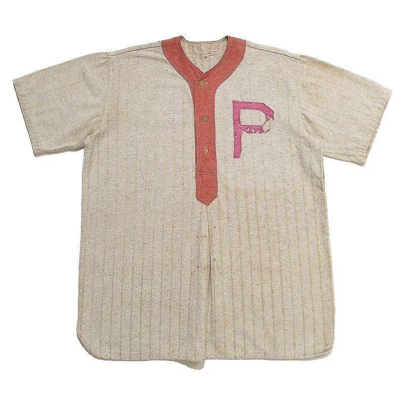 Pullover Baseball Shirt