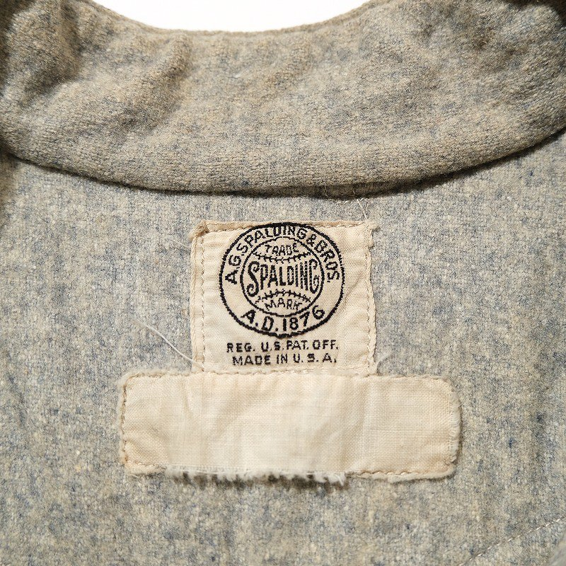 A.G. SPALDING & BROS. Baseball Shirt